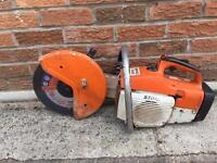 Stihl ts400 cutting saw