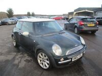 2002 MINI COOPER 1.6 - FSH - FREE DELIVERY - WARRANTY AVAILABLE NOT A CLASS FIESTA GOLF