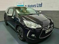 2014 CITROËN DS3 1.6 e-HDi AIRDREAM DSTYLE PLUS 3DOOR FULL SERVICE HISTORY 2KEY'S FREE ROAD-TAX