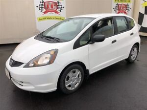 2013 Honda Fit DX-A, Automatic, Traction Control,