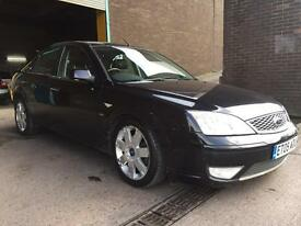 2005 FORD MONDEO GHIA X V6 *ONE OWNER, FULL FORD SERVICE HISTORY, HEATED LEATHER SEATS*