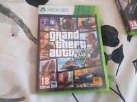Xbox 360 Grand Theft Auto 5 (2 disc)