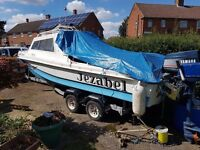 fishing boat for sale good condition
