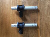 Pair of Samson C02 Condenser Microphones **PRICE DROP**