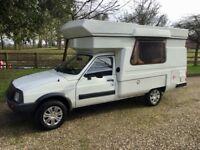Romahome HYLO Camper Van 2 Berth - 2002(52)reg Citroen C15d - Part Exchange Welcome