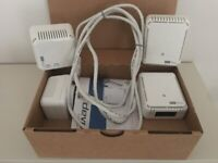 Devolo dLan 500 Wifi Starter Kit + EXTRA DUO & ADAPTER