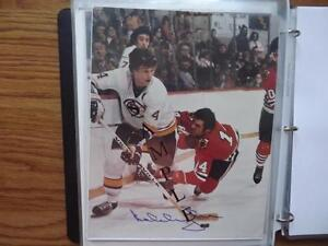 """FS: Bobby Orr 8""""x10"""" Autographed Photo London Ontario image 1"""