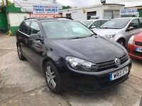 2013 VW GOLF SE BLUEMOTION 1.6 TDI ESTATE £20 TAX IDEAL FOR PCO TAXI/UBER FINANCE:£181 X 60 MONTHS