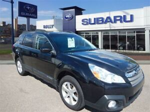 2013 Subaru Outback 3.6 Limited with Nav,Leather,Sunroof, Heated