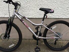 Apollo Krypt Girls Mountain Bike in very good condition