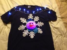 Light Up Christmas Jumper