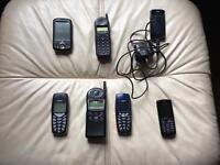 Mobile phones £10 each
