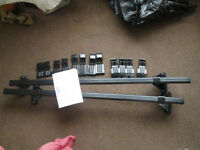 Roof Bars/Rack complete set for £30