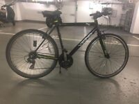 £100 road bike for sale including sturdy lock