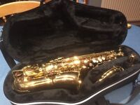 King H.N. White Alto Saxophone (c.1929) for Quick Sale - hugely reduced