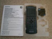 SONY PLAYSTATION 2 PS2 DVD REMOTE CONTROL