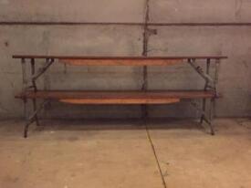 1966 British military benches