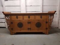 Chinese Altar Table Sideboard