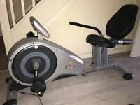 V-fit recumbent exercise bike Can deliver
