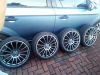 Good condition Alloy Wheels!!!!