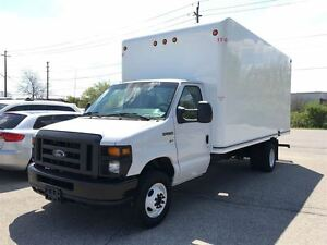 2014 Ford Econoline E450 !!! XL POWER GROUP !!! UNI CELL 16 FT B