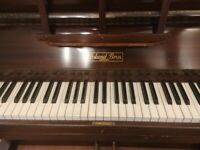 Piano - free to collect, good working order. Leominster