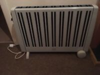 Electric radiators two to choose from