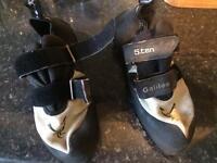 5.Ten climbing shoes. Uk 10.5