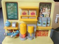 My Scene cafe set