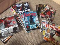 Empire Magazines **30 Magazines**Good Condition**