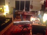 Music Studio Time Share
