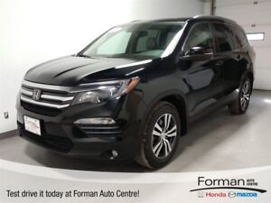 2016 Honda Pilot EX-L  - Htd Leather | Power tailgate | Htd Rear