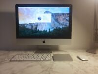 iMac (21.5 inch, Mid 2014) - price includes Apple Track Pad!