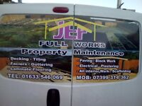 Full works property maintance