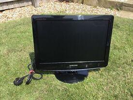 "19"" Samsung LCD TV"