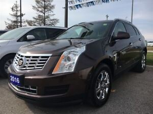 2016 Cadillac SRX *Luxury Collection Pano Sunroof