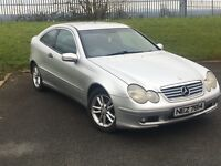 Mercedes c220 cdi sport*auto/tiptronic* lovely we car not 330d, 530d,is200,golf, Nora,tdi,gti