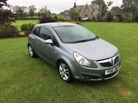 2010 VAUXHALL CORSA 1.2 SXI GREY 3DR PETROL **LOVELY CAR** LOW MILEAGE **WELL MAINTAINED*