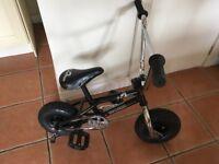 Venom Mini BMX stunt bike