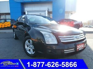 2008 Ford Fusion SE FWD - V6  Alloys & Power Seat