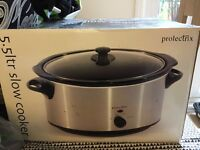 5.5L slow cooker for sale