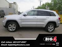 2011 Jeep Grand Cherokee Limited, Sunroof, Rear DVD, Navigation,