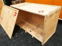 Plywood Shipping crate REDUCED to £100