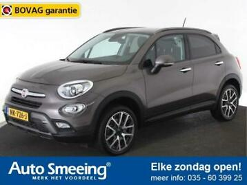 Fiat 500X Cross 1.4 Turbo MultiAir 4x4 CrossPlus Automaat