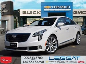 2018 Cadillac XTS Platinum V-Sport/CADILLAC PRE-OWNED CERTIFIED