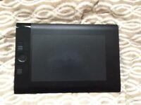 Wacom intuos tablet large, no pen