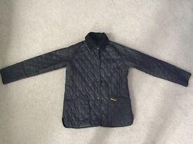 Ladies Barbour jacket size 10