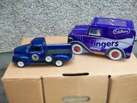 van and truck