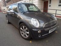 MINI COOPER 1.6 PARK LANE**2006**FULL SERVICE HISTORY**LEATHER**ONLY 1850**