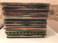COLLECTION OF 100 + - 12INCH REGGAE RECORDS